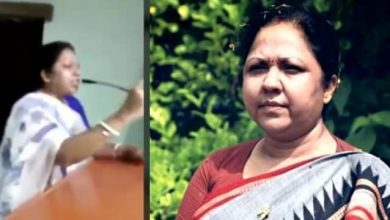 Photo of Central force will be chased with Broom: said Trinamool Minister, Ratna Ghosh