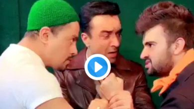 Photo of From Islamization to Brotherhood, Ajaz Khan's video changes tune, after beaten by Mumbai Police