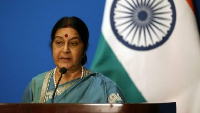 "Photo of Sushma Swaraj was waiting for the day ""Removal of Act 370"", Sudha Swaraj tweeted Before Death"